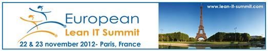 Lean IT Summit
